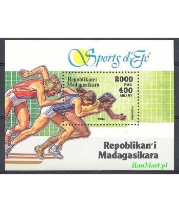 Madagaskar 1994 Mi bl 262 Czyste **