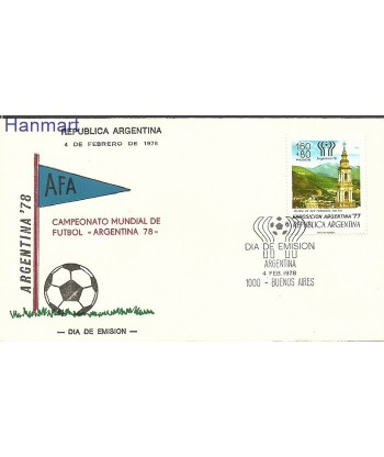 FDC ZS3 ARG1322