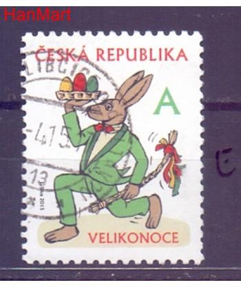 Czechy 2015 Mi mpl840e Stemplowane