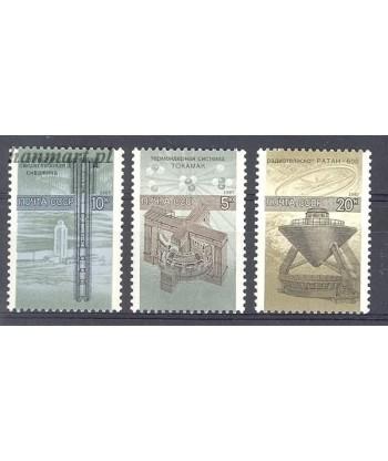 ZSRR 1987 Mi 5774-5776 Czyste **