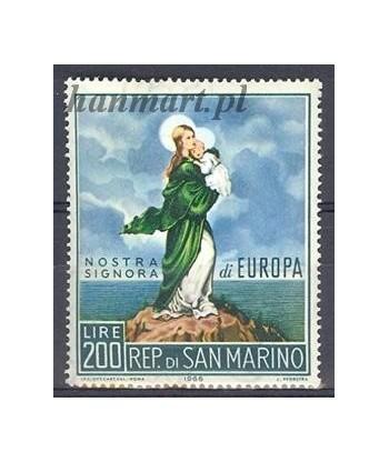 San Marino 1966 Mi 879 Czyste **
