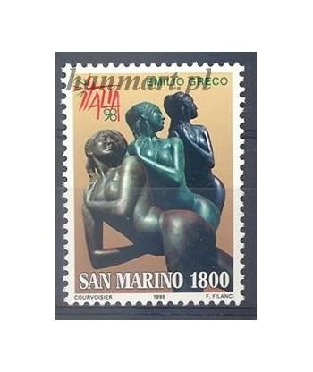 San Marino 1998 Mi 1805 Czyste **