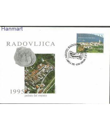 Słowenia 1995 Mi 119 FDC