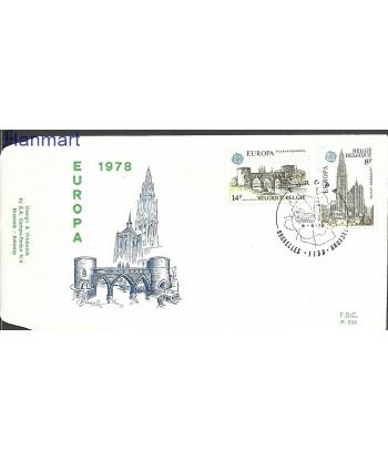 FDC ZE3 BLG1943-1944