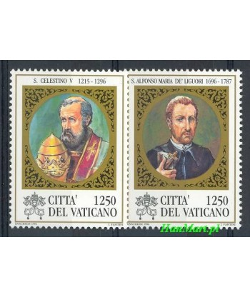 Watykan 1996 Mi 1188-1189 Czyste **