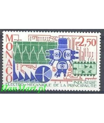 Monako 1987 Mi 1830 Czyste **
