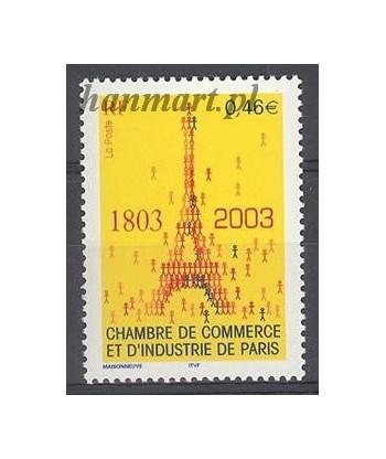 Francja 2003 Mi 3684 Czyste **