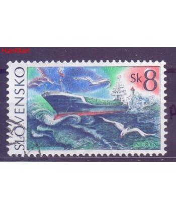 Słowacja 1994 Mi mpl214a Stemplowane