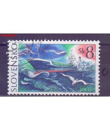 Słowacja 1994 Mi mpl214c Stemplowane