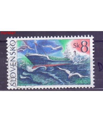 Słowacja 1994 Mi mpl214d Stemplowane