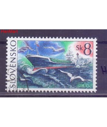 Słowacja 1994 Mi mpl214h Stemplowane