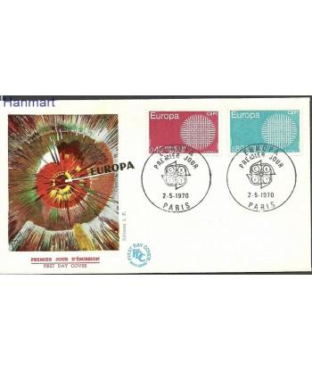 FDC ZE1 FRN1710-1711