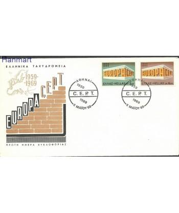 FDC ZE2 GRC1004-1005