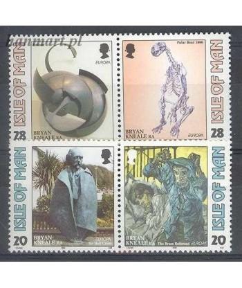 Wyspa Man 1993 Mi 546-549 Czyste **
