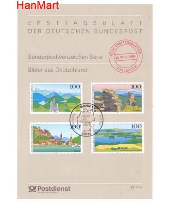 Niemcy 1994(23B) Mi  Pierwszy dzień wydania