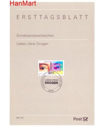 Niemcy 1996(34) Mi  Pierwszy dzień wydania