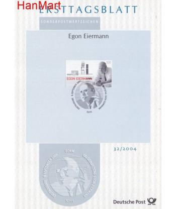 Niemcy 2004(32) Mi  Pierwszy dzień wydania