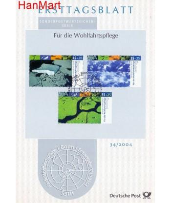 Niemcy 2004(34/34a) Mi  Pierwszy dzień wydania
