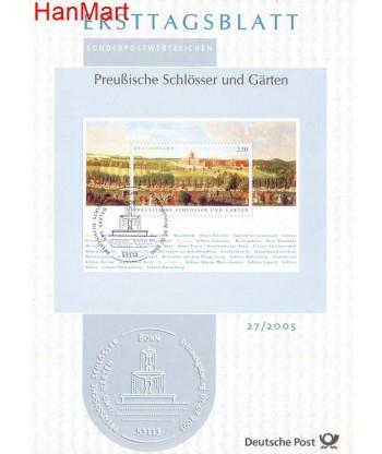 Niemcy 2005(27) Mi  Pierwszy dzień wydania
