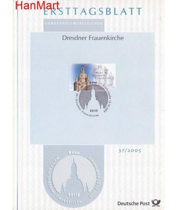 Niemcy 2005(37) Mi  Pierwszy dzień wydania