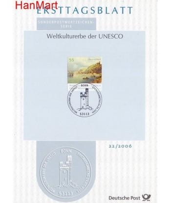 Niemcy 2006(22) Mi  Pierwszy dzień wydania