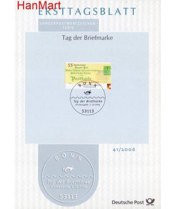 Niemcy 2006(41) Mi  Pierwszy dzień wydania