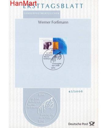 Niemcy 2006(47) Mi  Pierwszy dzień wydania