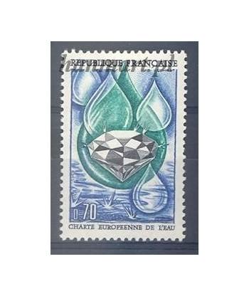 Francja 1969 Mi 1682 Czyste **