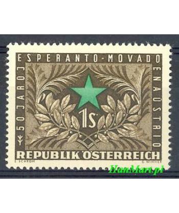Austria 1954 Mi 1005 Czyste **
