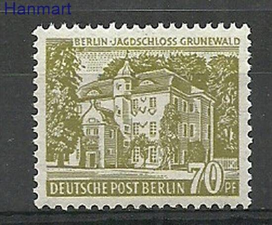 Berlin Niemcy 1952 Mi vie93 Czyste **