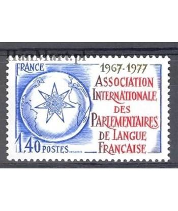 Francja 1977 Mi 2040 Czyste **