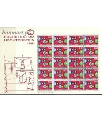 Liechtenstein 1961 Mi ark 414 Czyste **