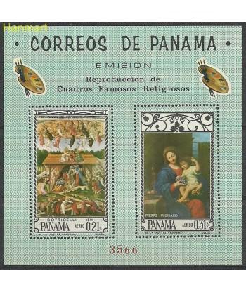 Panama 1966 Mi bl57 Czyste **