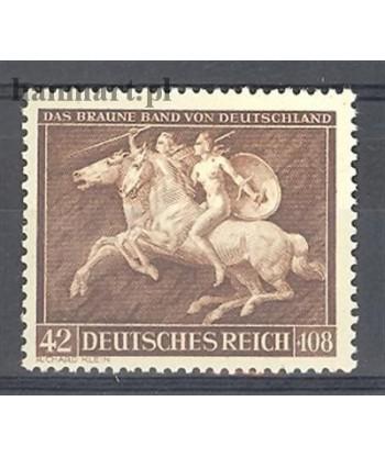 Deutsches Reich / III Rzesza 1941 Mi 780 Czyste **