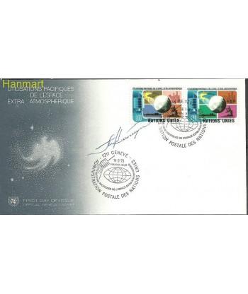 FDC YE1 UNG46-47