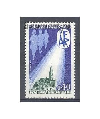 Francja 1971 Mi 1755 Czyste **