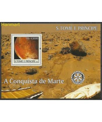 Wyspy Świętego Tomasza i Książęca 2004 Mi bl517 Czyste **