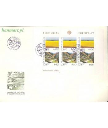 Portugalia 1977 Mi bl 20 FDC