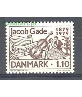 Dania 1979 Mi 695 Czyste **