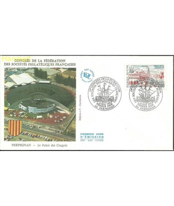 Francja 1991 Mi 2836 FDC