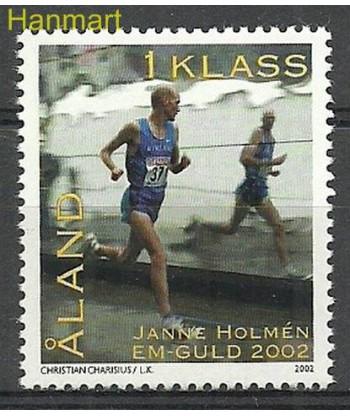 Wyspy Alandzkie 2002 Mi 213 Czyste **