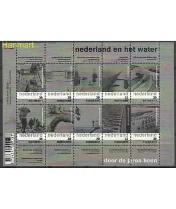 Holandia 2003 Mi ark2086-2095 Czyste **