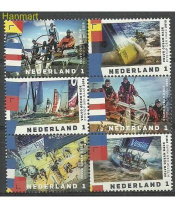 Holandia 2015 Mi sech3359-3364 Czyste **