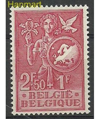 Belgia 1953 Mi 977 Czyste **