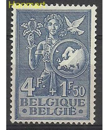 Belgia 1953 Mi 978 Czyste **