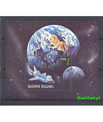 Bułgaria 1991 Mi bl 215 Czyste **