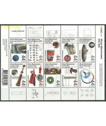 Holandia 2010 Mi ark2726-2735 Czyste **