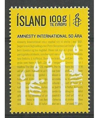 Islandia 2011 Mi 1330 Czyste **