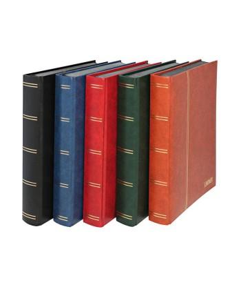 Klaser 30 stron / 60 kartek czarnych