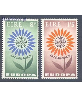 Irlandia 1964 Mi 167-168 Czyste **